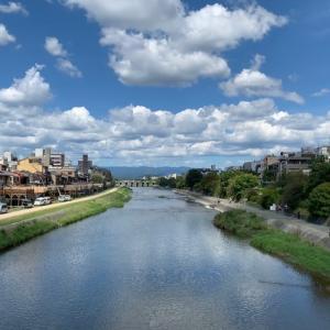 白生地を見に京都へ行ってきました。
