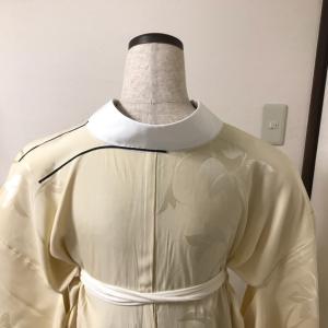 着物寸法:繰越と一緒に考えたい「衿の付込み」