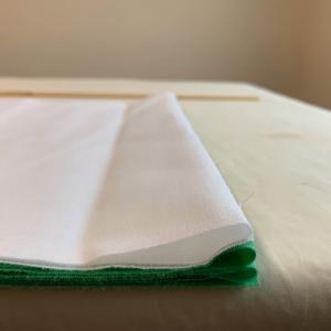 ポリエステルの単着物をぜひ練習用に1枚縫ってみてください!