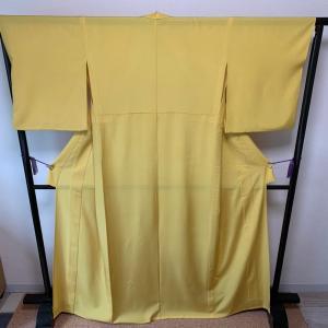 繰越0、衿のつけ込み8分の着物が仕上がりました!