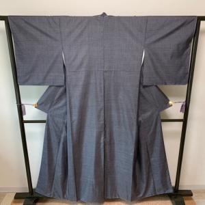 手織りの大島紬が仕上がりました!