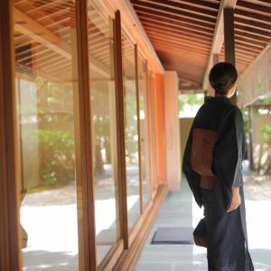 半襦袢のお袖は、どのくらいの長さが良いのか?和裁教室を開催しました。