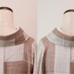 長襦袢は実は「ザックリ」なんです!着物の寸法講座入門編を開催しました。