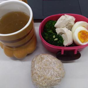 ダイエットモニター60日目の朝食と昼食!