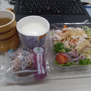 今日のお昼も(^_^;)