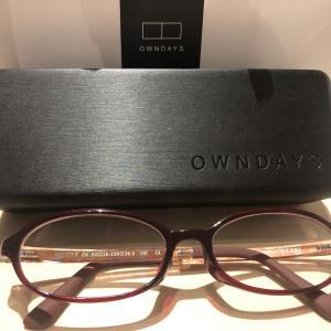 ▲田中修二氏が好き過ぎてオンデーズでメガネを買いました