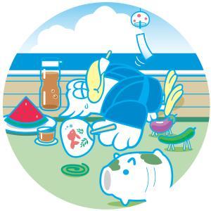 ☆ 夏季休暇のお知らせ ☆
