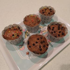 ☆ 簡単カップケーキ ☆