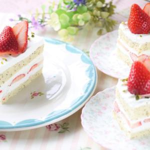 月は乙女座に滞在中!ショートケーキを食べて安心感と落ち着きを大切にする