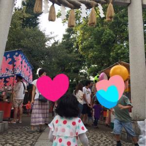 今週末は区内各地で秋祭り【雪が谷八幡神社奉祝大祭】5年に1度の連合渡御おめでとうございます!
