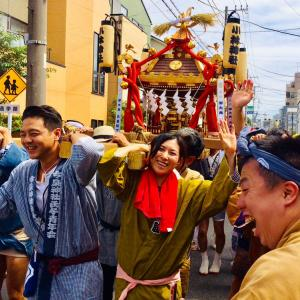 週末を振り返って!区内各地で秋祭り【小林若宮八幡神社 例大祭】おめでとうございます!