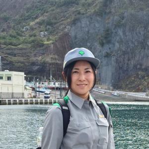 今朝は朝一の高速船に乗り新島へ【都民ファーストの会島嶼振興部会 新島災害視察】