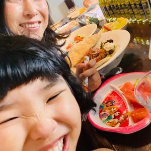 【蒲田ギリシャ料理ランチ☆夏限定スイカサラダで涼む地中海の元気の秘訣がいっぱい!】