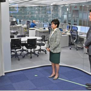 電力供給の中枢「東京電力中央給電指令所」視察・災害と電力レジリエンス、日本のエネルギーを考える
