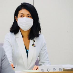 本日は東京都議会議員文教委員会 子ども達の学びを止めない!ぜひお声をお寄せ下さい。