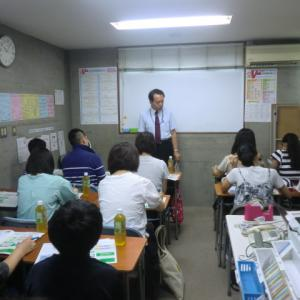 狛江高校の平野校長先生をお招きしての講演会