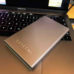 Satechi HDD/SSD ケース