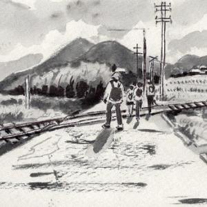 西国街道(18-1)小郡(新山口)~厚狭/ Oghori to Asa (Yamaguchi pref.)