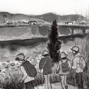 西国街道(18-2)小郡(新山口)~厚狭/ Oghori to Asa(Yamaguchi pref.)
