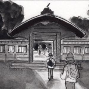 西国街道(19-2)厚狭~下関、Asa to Shimonoseki(19-2) Yamaguchi pref.