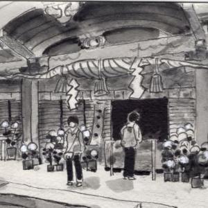 松原~大村~(島原半島)~諫早(永昌)(7-1) Matsubara to Isahaya , Nagasaki pref.