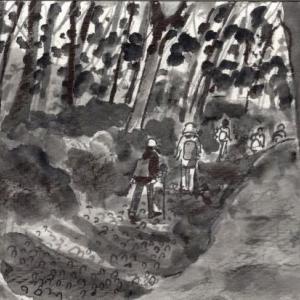 松原~大村~永昌(諫早)(7-3) Matsubara to Eisho( Isahaya)via Ohmura, Nagasaki Pref.