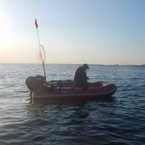 自粛開けのボート釣り