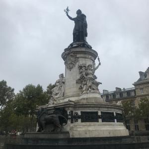 【2019年10月Paris渡航】 モデル撮影 2nd day