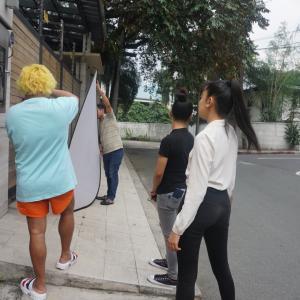 【フィリピン4日目】ロケ撮影②最高のチームで撮影
