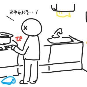 ガス台→IHクッキングヒーター移行あるある(ほんとにあるある?)