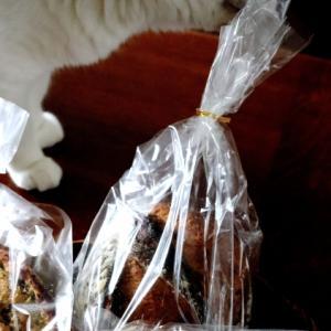 評判のパン屋さんのパンで・・休日ランチ♪
