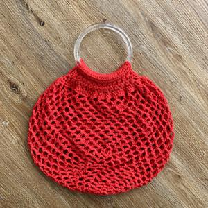 掲載本のお知らせ「夏糸で編むネットバッグ: コットンやリネンの糸で作るかぎ針編みの33作品」