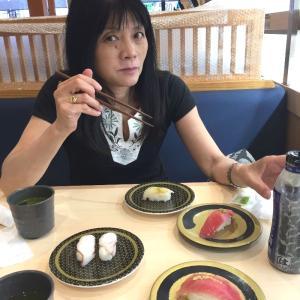 カミサンと超久し振りの外食!