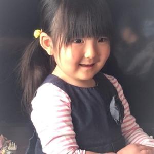 ユズちゃん、3歳の誕生日おめでとう!