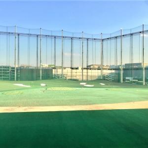 ガン太7年振りのゴルフ解禁。