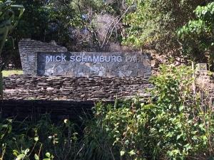 Mick Schamburg Parkへ行ってきました