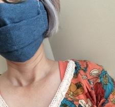 今週のコロナマスク