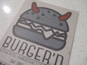 Takeawayディナー Burger'D