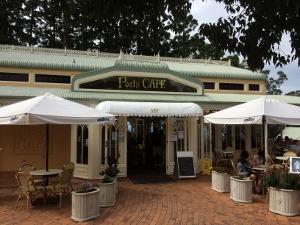 ランチ@Poets Cafe Montville