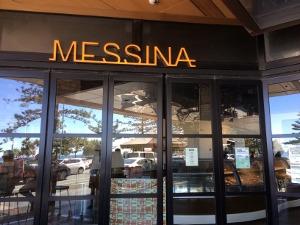 ジェラート@Messina