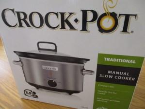 スロークッカー Crock-Pot買いました