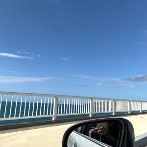 沖縄旅行 古宇利島
