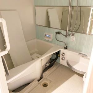 排水管洗浄。手荒れの原因。タオル