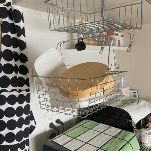 お弁当箱の乾燥方法と収納場所。