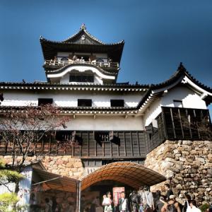 【日本100名城】犬山城