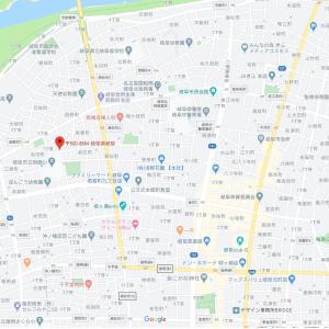 良く間違われますが、店舗は岐阜市内の池田町になります。