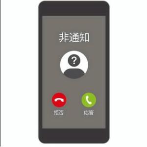 非通知発信では、お電話受付できませんので悪しからず。