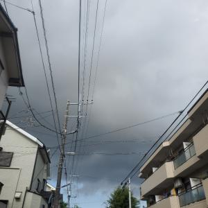 ☆20190908台風前に…☆
