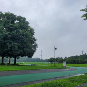 ☆2020.07.25(土)☔run☆