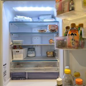 冷蔵庫は元気のバロメーター